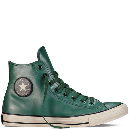 6ca33569a933a3 Converse - Chuck Taylor All Star Rubber - Gloom Green - Hi Top ...