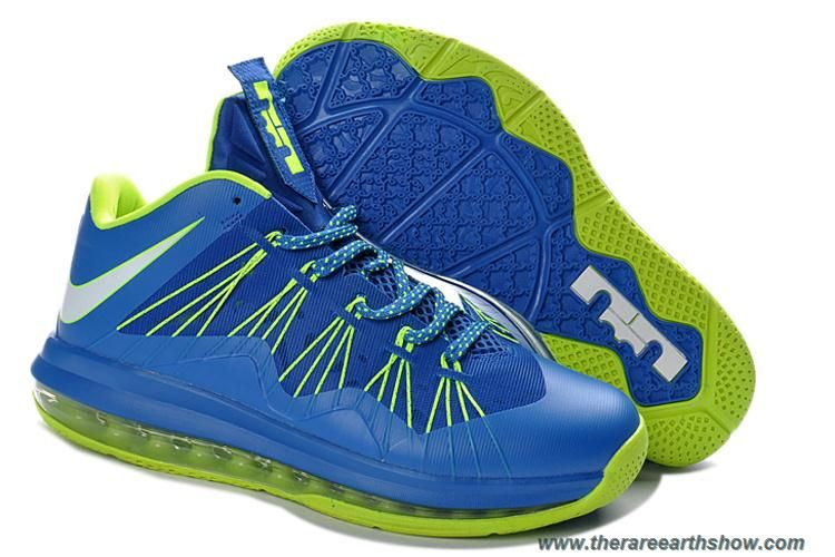 reputable site 739bf f37e4 579765-500 2013 Nike Air Max Lebron 10 Low Sprite Online