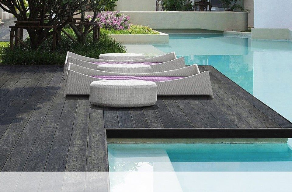 Maison design millboard composite decking outdoor style