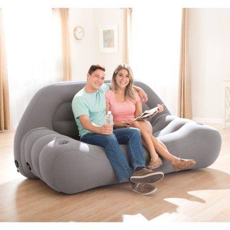 Intex Inflatable Camping Sofa 75 Quot X 37 Quot X 34 Quot Products