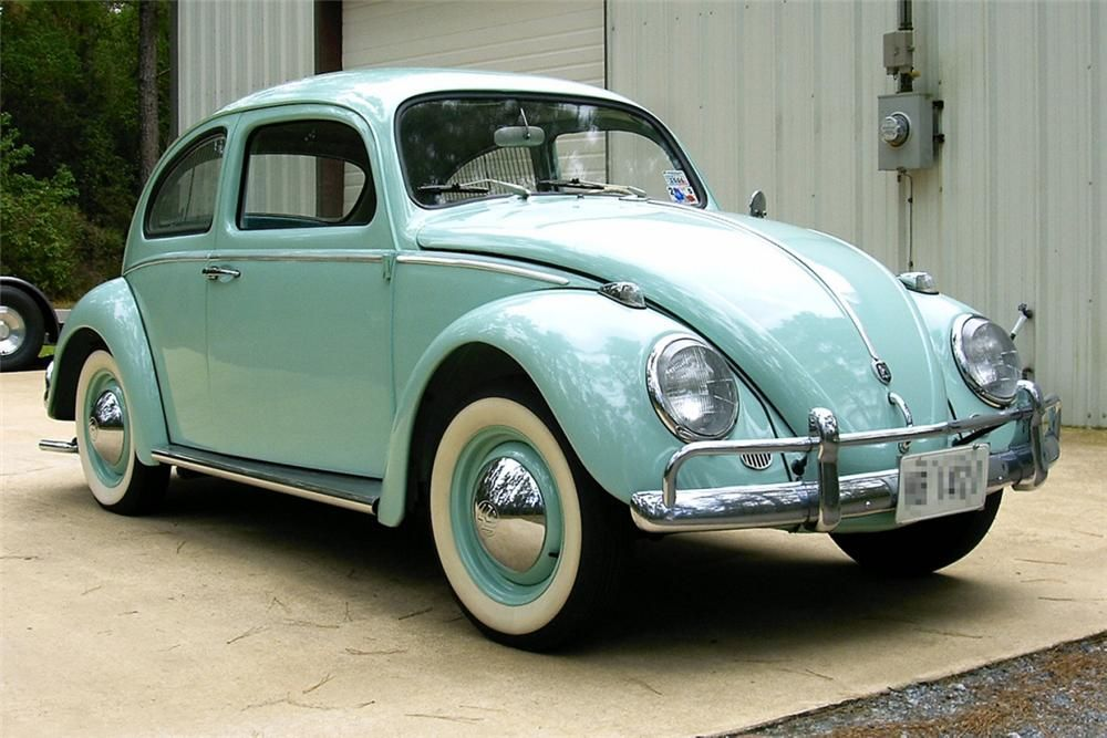 1961 VW Bug for Sale - Buy Classic Volks