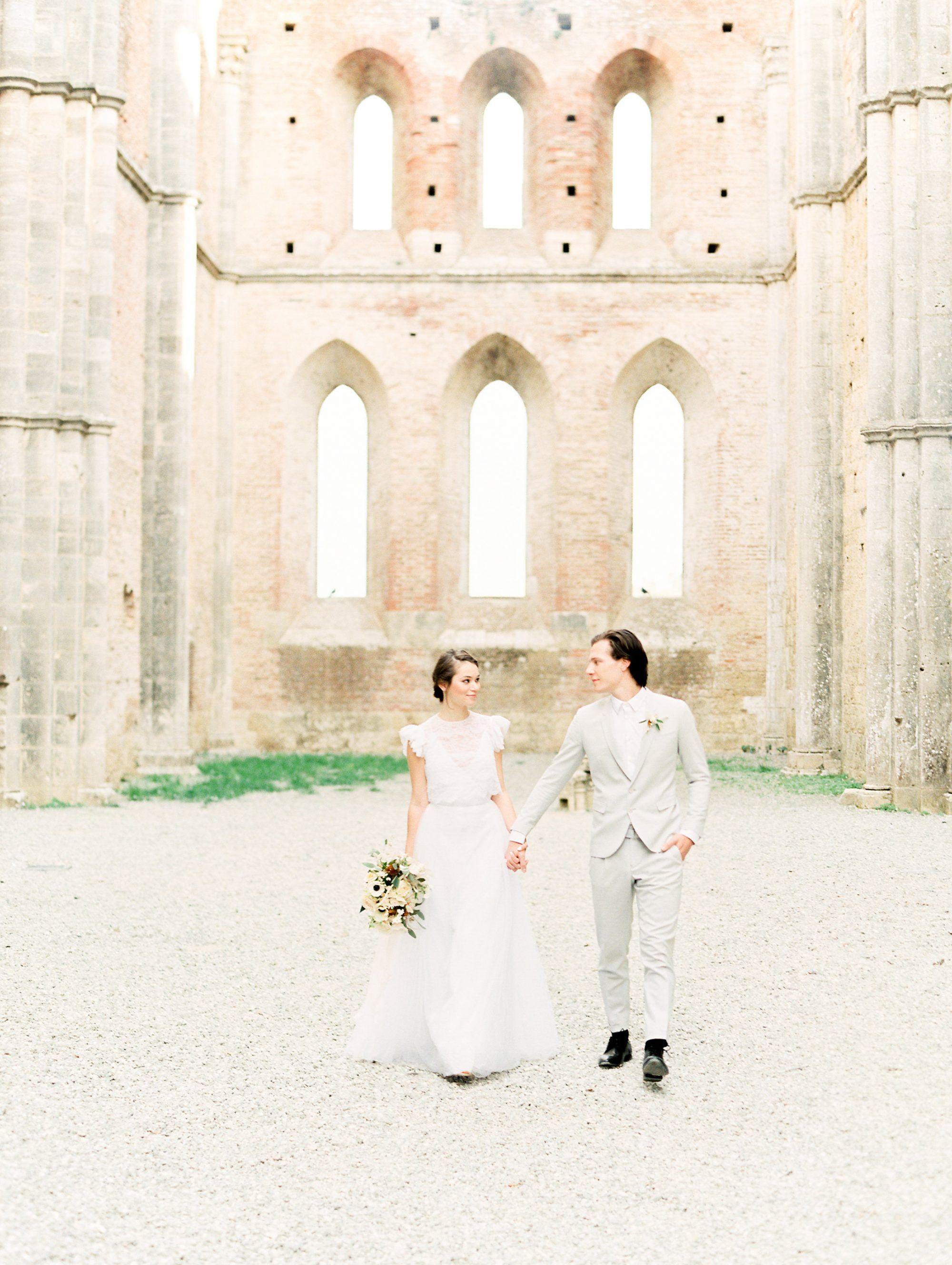 San Galgano Abbey Wedding Wedding Italy Wedding Dream Wedding