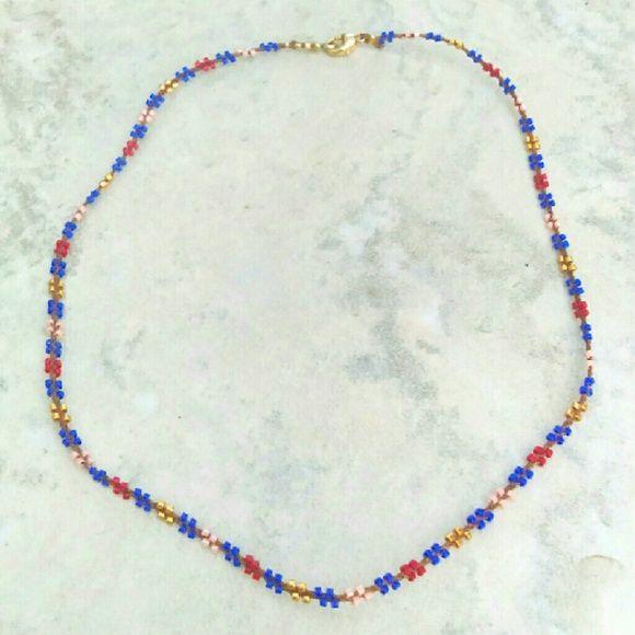 Chan Luu Festival Colorful Necklace Chocker Chan Luu Chan Luu Jewelry Necklaces