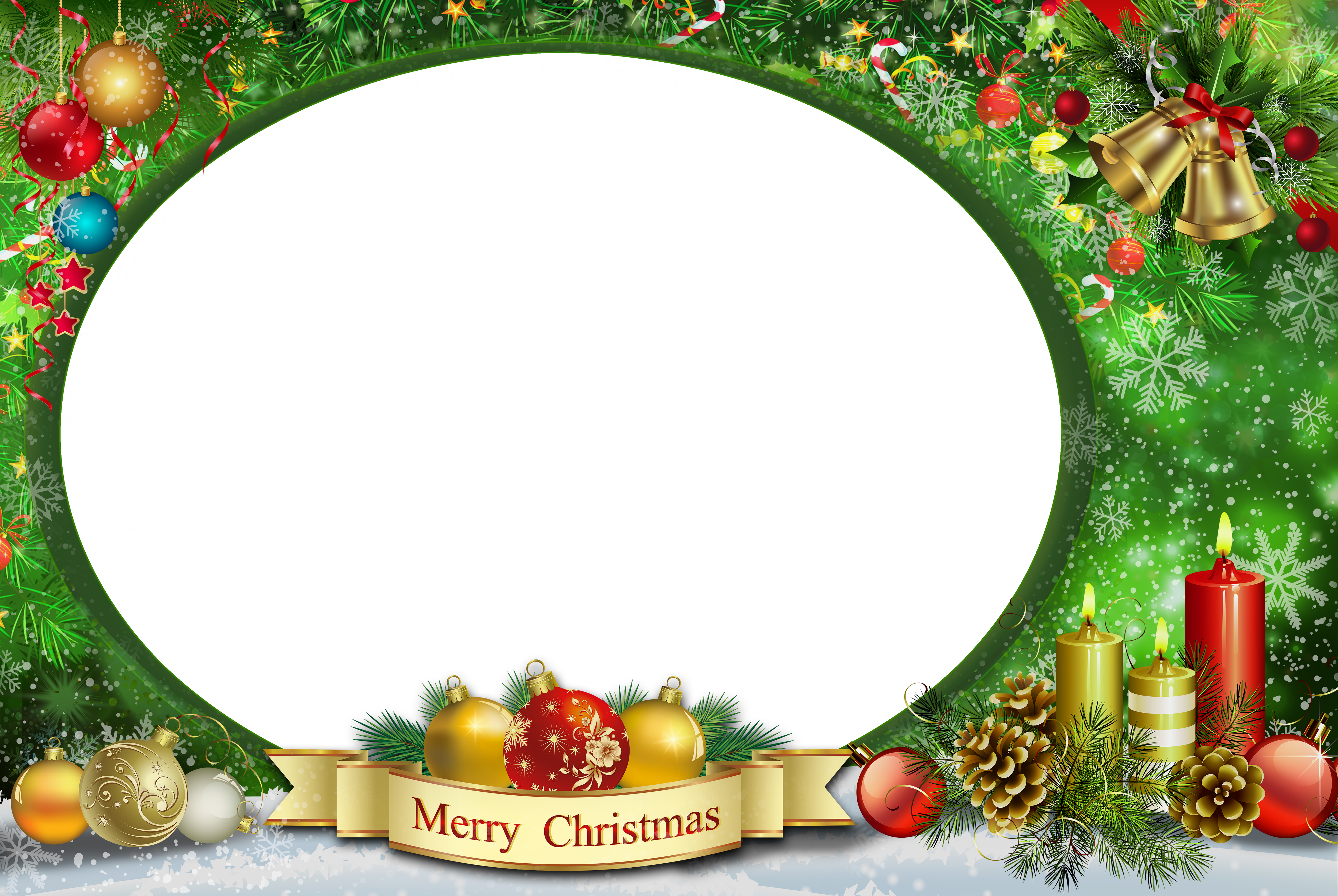 32+ Christmas frame clipart png information
