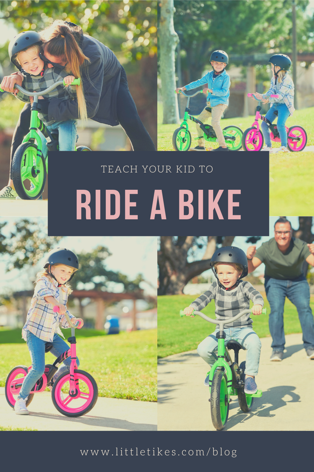 Teach Your Kid To Ride A Bike Easily In 2020 Bike Ride
