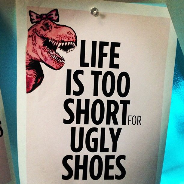 Words of wisdom from @loramorrrrra #fashion #shoes #quotes #shoeporn #maddaboutit
