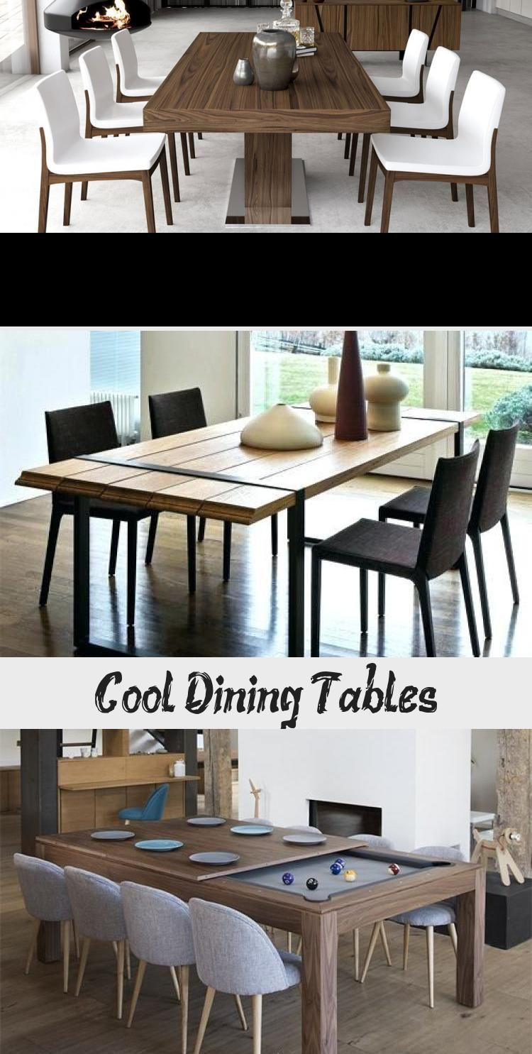 Cool Dining Table By Zanotta Raw Unique Dining Room