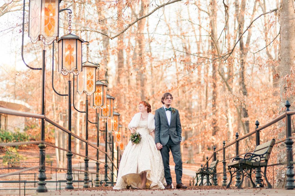 Allison + Brent // Castle McCulloch Wedding - Huntsville Wedding Photographer | James and Company Photography