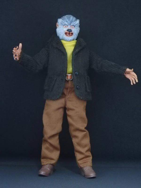Boy Who Cried Werewolf 8 Retro Mego Style Figure Click Image To Close Star Wars Soundtrack Toys In The Attic Japanimation