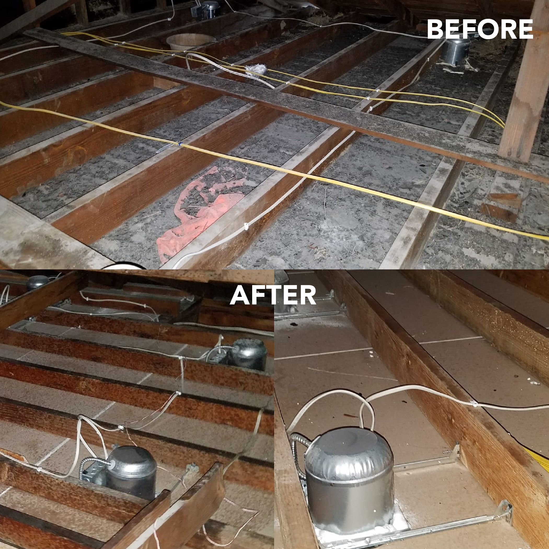 Attic Cleaning Attic Insulation Removal Insulation Removal Home Insulation
