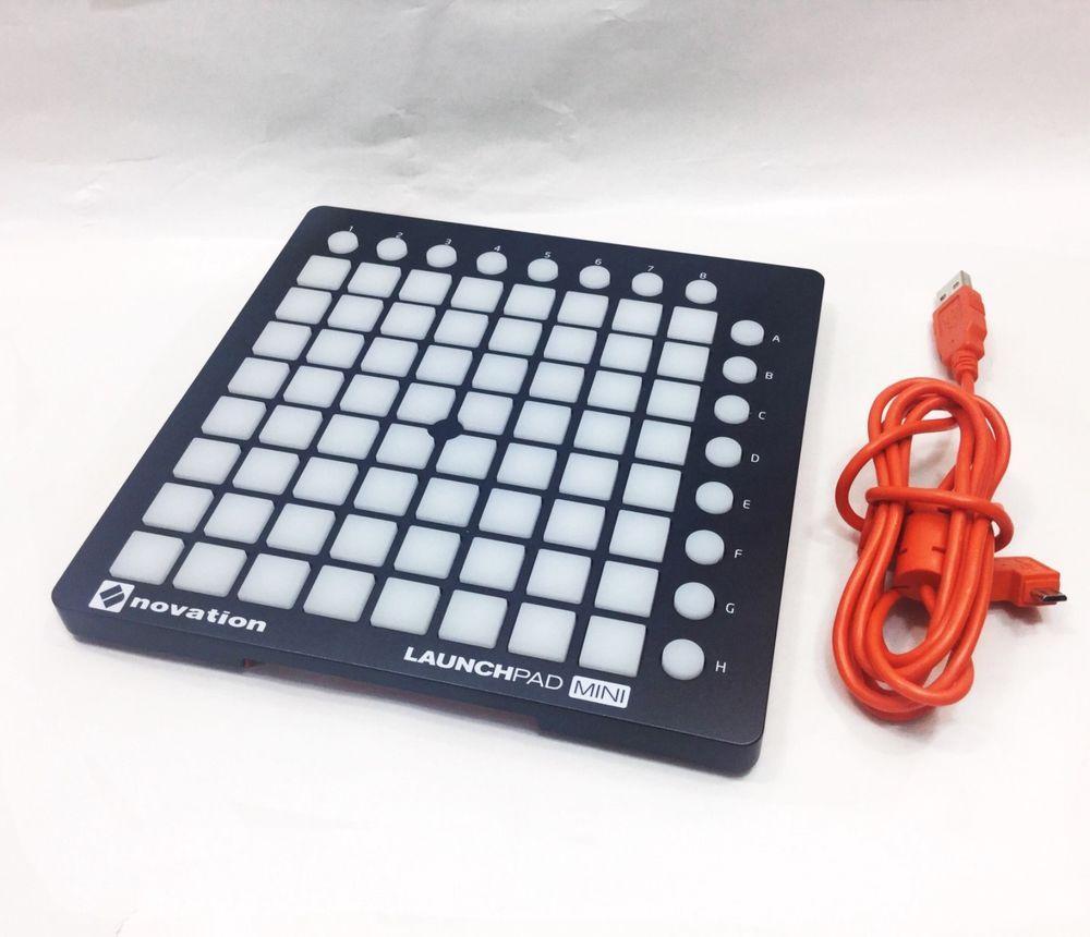 Novation Launchpad MK2 Mini Compact USB Grid Controller