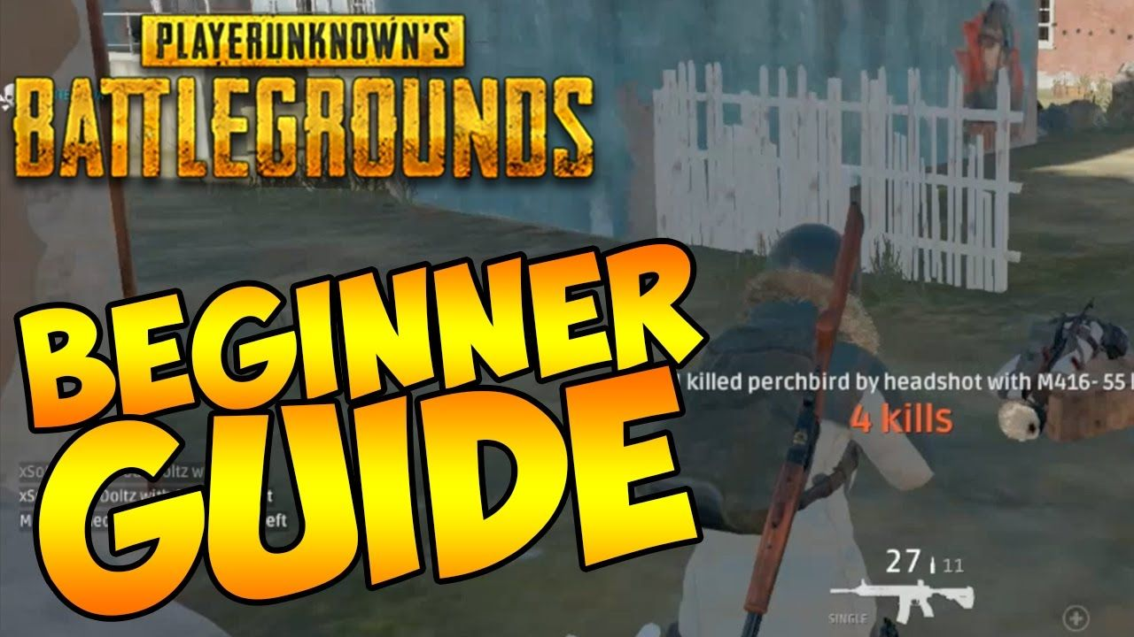 Pubg Guide Ultimate Guide For Beginners 2020 Guide Beginners Route