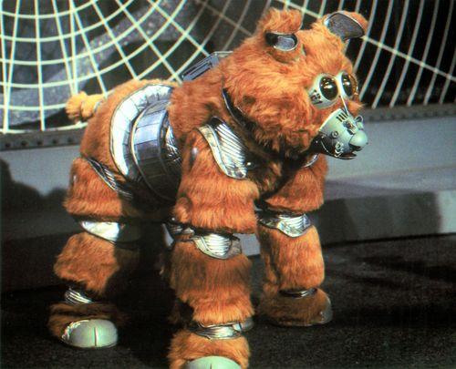 battlestar galactica dog