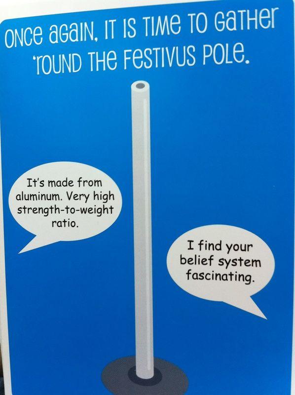 Festivus card