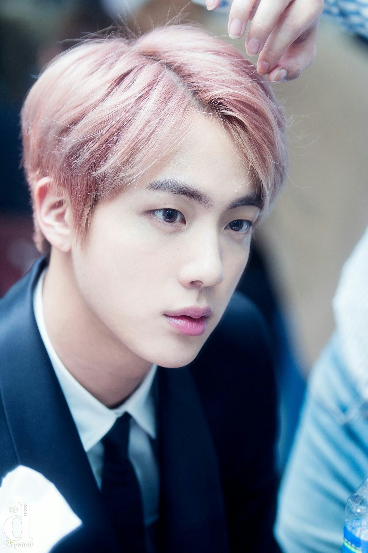 Jin Bts Imagenes Kim Seok Jin Hd Fondo De Pantalla And Background Kpop Hair Asian Boy Haircuts Mens Hair Colour