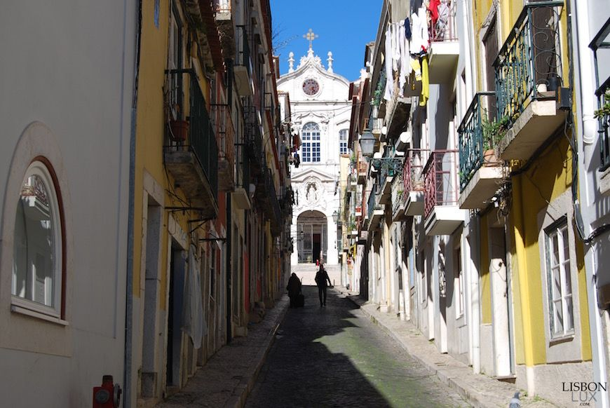 Rua do Vale, Lisboa