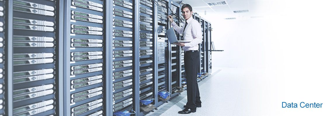 Data center is a silver bullet that solves various