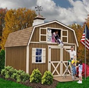 Exterior Storage Sheds And Barns Complete Shed Kits Wood For All Garden Purchasing Top Products On