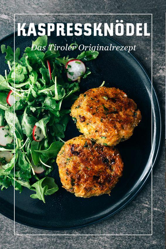 Photo of Rezept für Kaspressknödel › BlogTirol