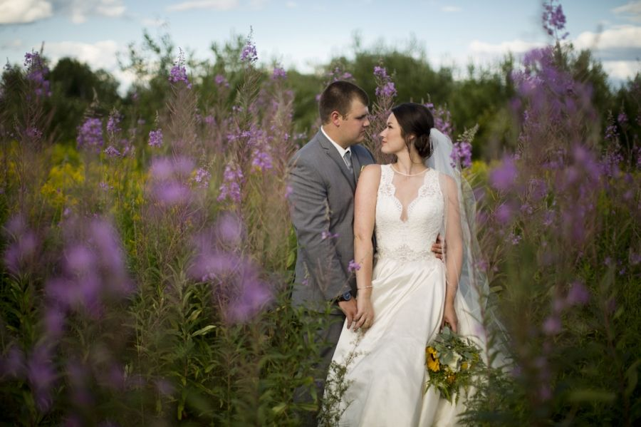Casey + Ben's Maine Wedding