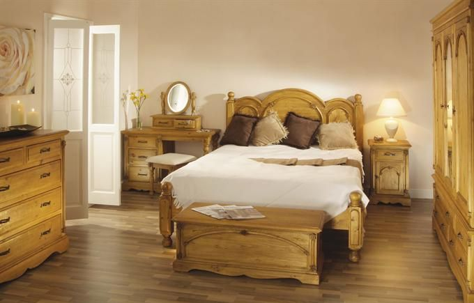 Medieval Bedroom Set