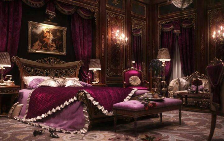 Habitacion victoriana cuartos dormitorio victoriano for Decoracion de casas victorianas