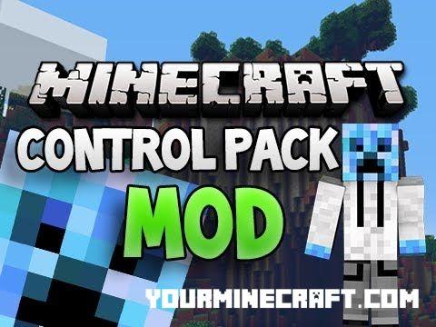 Controlpack Mod 1 7 10 Minecraft Mods Minecraft 1 Minecraft
