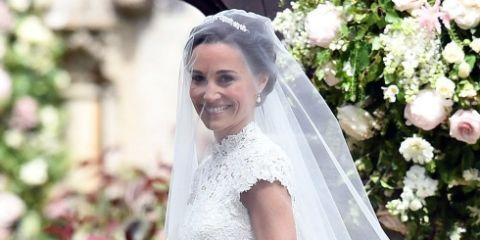Pippa Middleton S Gorgeous Wedding Hair Style Revealed Gelin