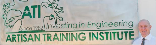 Artisan Training Institute http//seanjones
