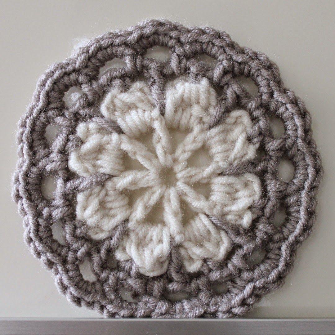 Stersneeuwvlok Haken Draadenpapier Patroon Uit Simply Crochet