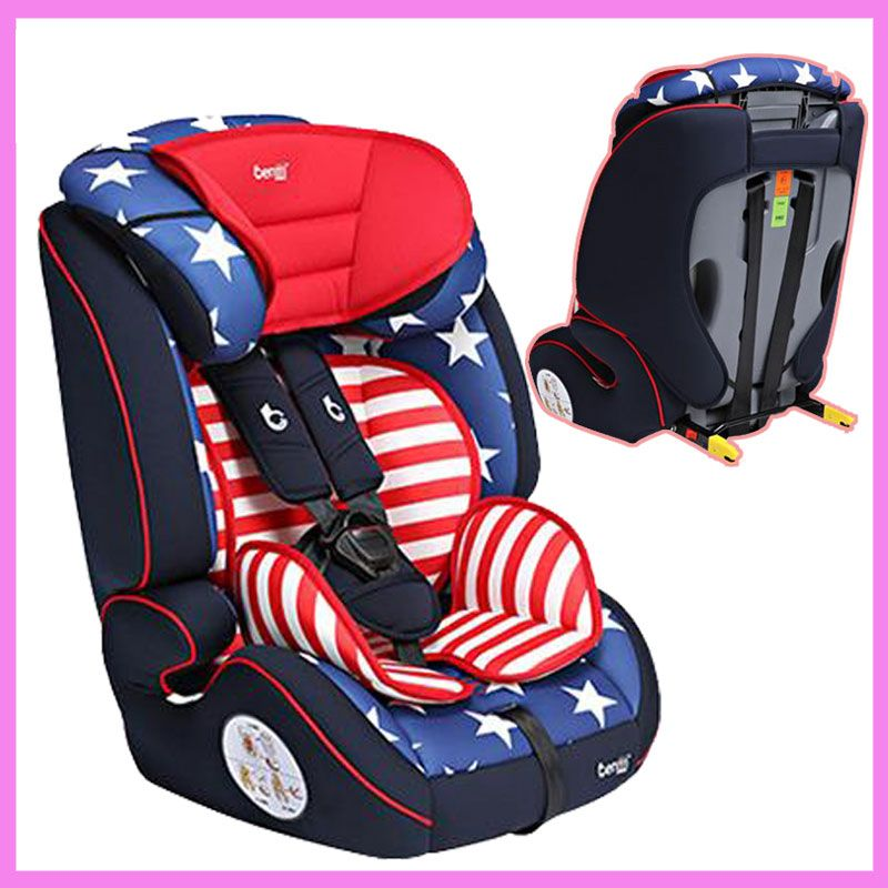 Brand Quality Portable Baby Child Car Safety Seat Travel System Booster Cushion Chair Boys Girls