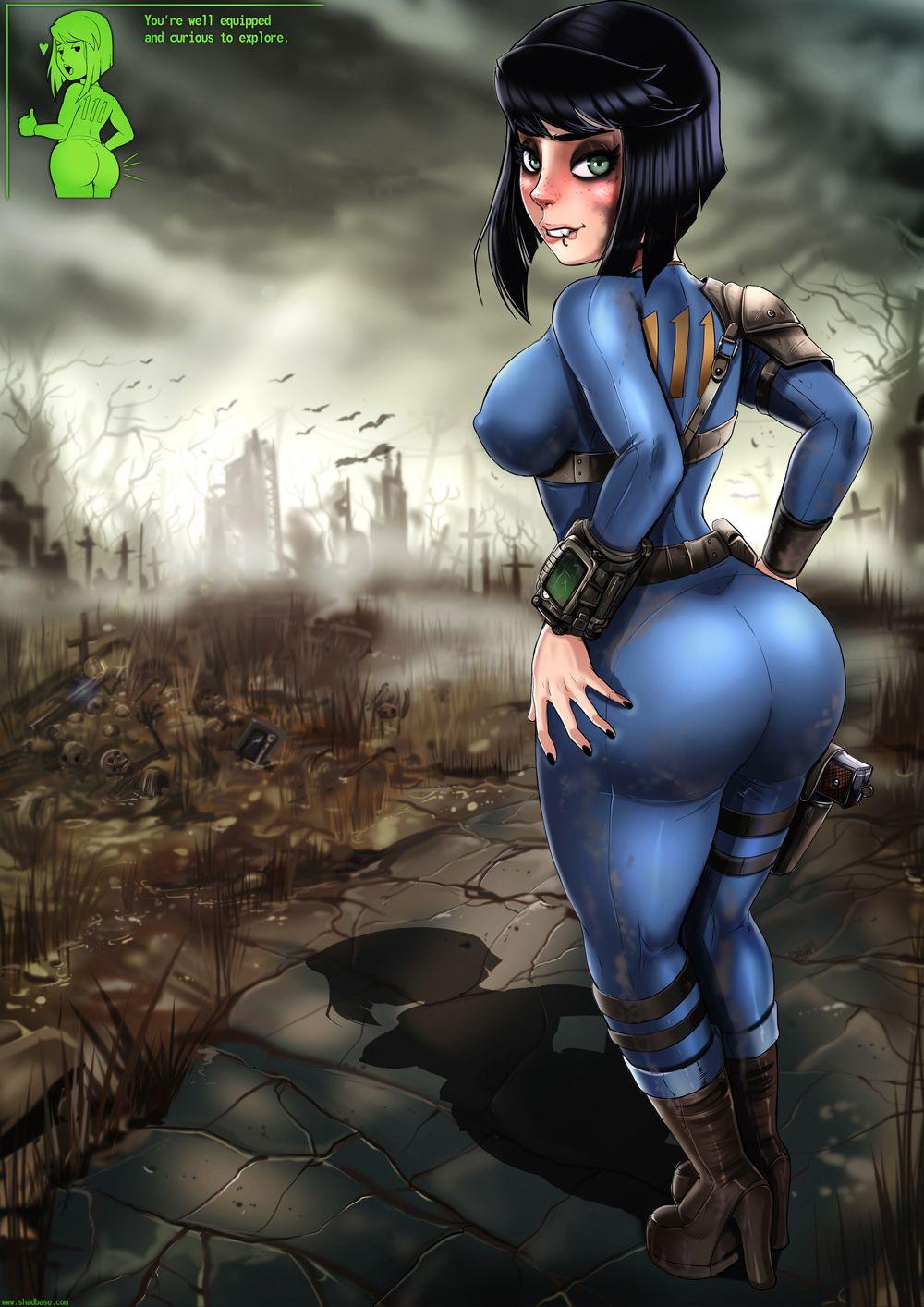 Vault Meat Art Fallout 4