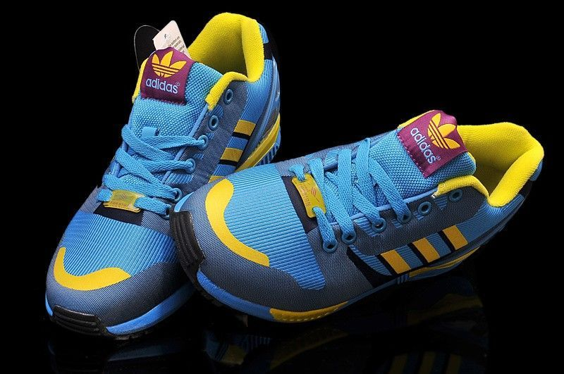 adidas nmd blauw