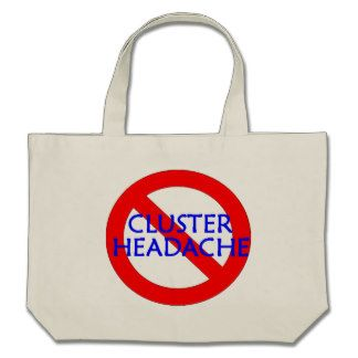 Cluster Headache T-Shirts, Cluster Headache Gifts, Art, Posters, and more http://www.zazzle.com/stop_ch_large_tote_tote_bags-149501922664018697