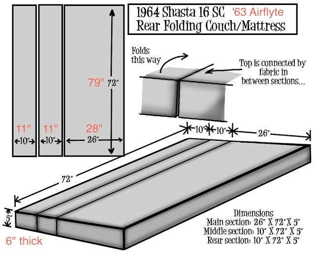 feb9ee7f36e55eed15683a54affdd4f0 shasta 16sc rear couch cushions shasta 16sc pinterest  at reclaimingppi.co