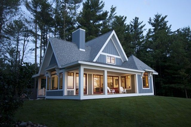 Cottage Small Lake Houses Cottage House Plans Cottage Exterior