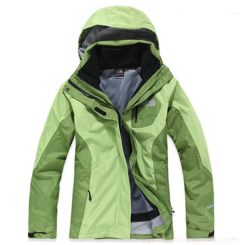 discount womens north face down jackets cyan green north face rh pinterest com