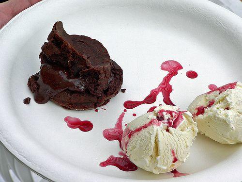 Jean-Georges Vongerichten Molten Chocolate Cake