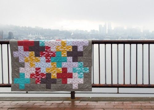 Up, Up & Away Plus Quilt