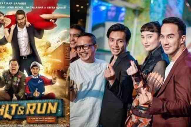 Sinopsis Hit and Run Film Komedi Laga Indonesia | Komedi ...