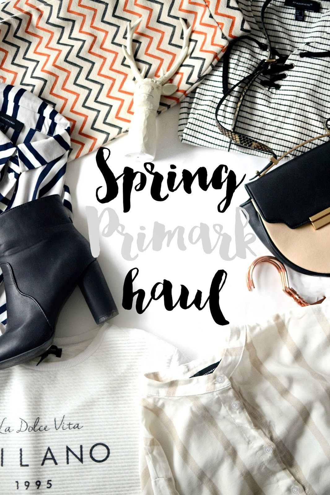 the same old chic | fashion, beauty and lifestyle by bridie: It's Time For A Spring Primark Haul