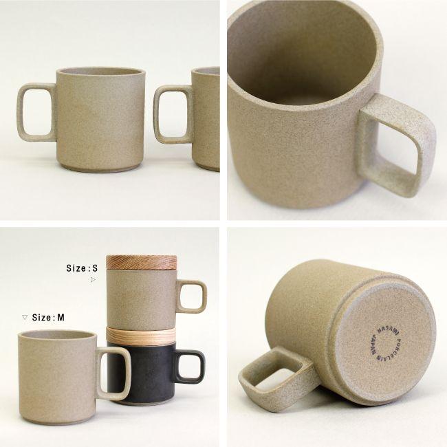 CDC webstore | Rakuten Global Market: HASAMI PORCELAIN [hasampauserin] Mug Cup (natural size: M) #mugcup