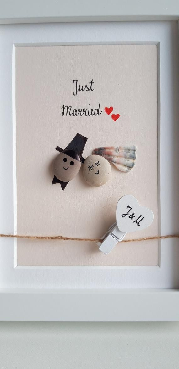 Boda, matrimonio, regalo, imágenes de piedra
