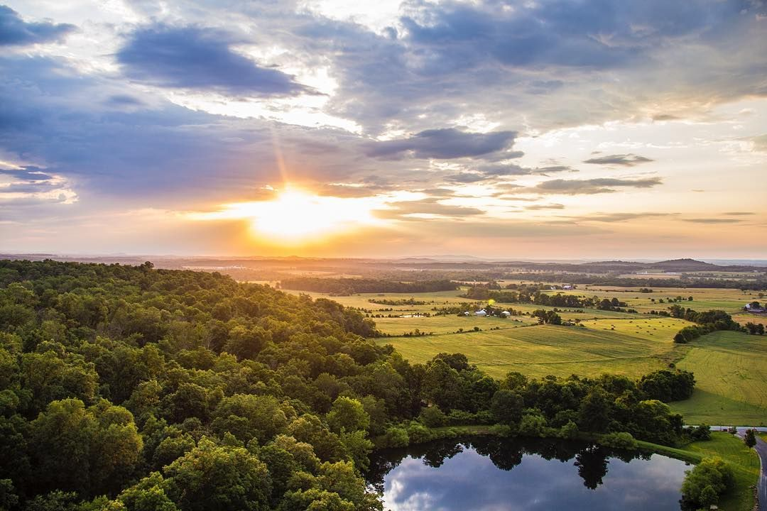 Take in the sights of Gettysburg, PA from above with a hot