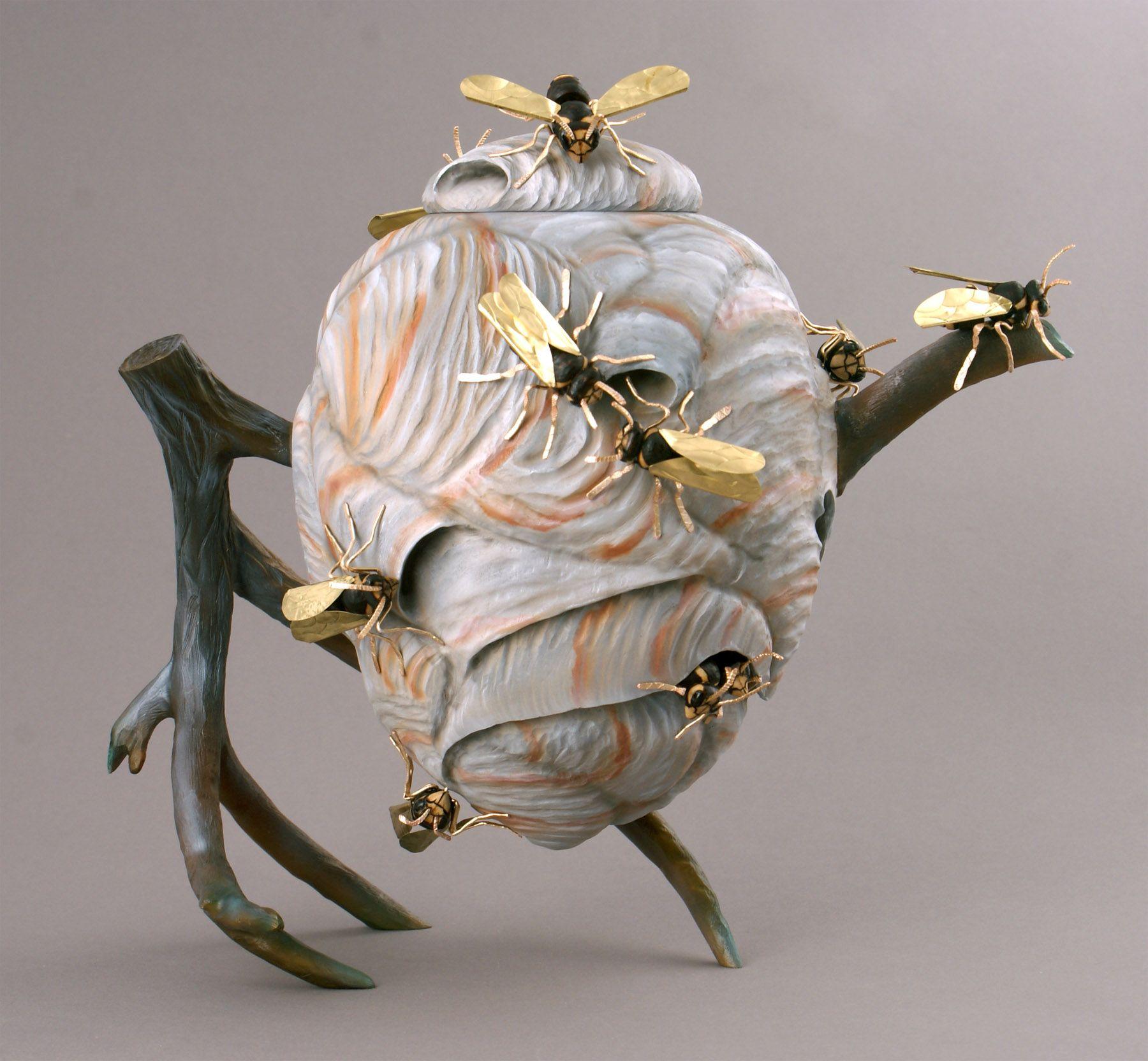 World of Woodturners #teapots
