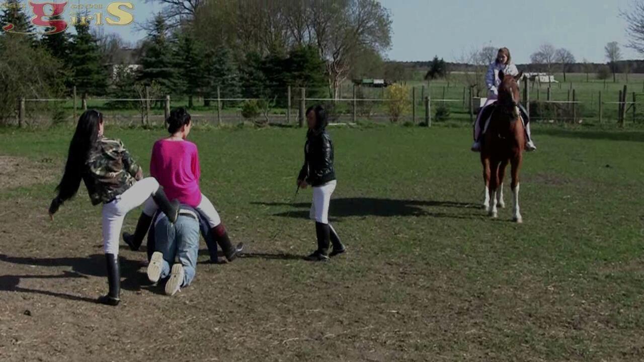 Riding Mistress Riding Girls And Pony Slave Pinterest