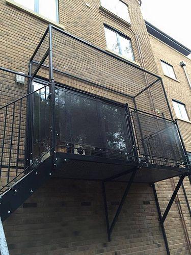 Cat Balcony By Protectapet