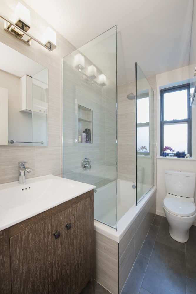 127 West 96th Street Bathroom Remodel Small Budget Complete