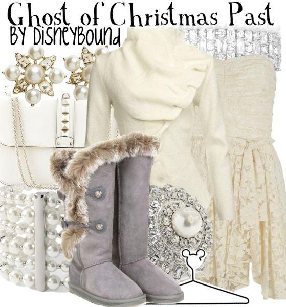 Ghost Of Christmas Past - A Christmas Carol