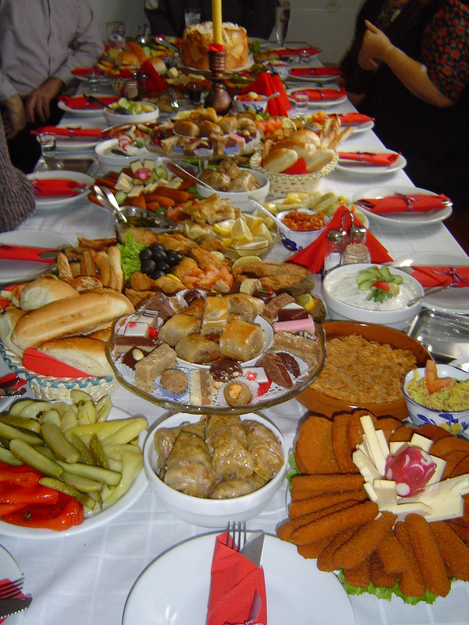 Serbian Slava Food Recipes